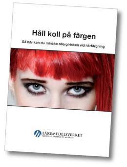 Kampanj f r att minska allergirisk vid h rf rgning for Kurs modedesign